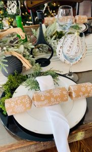 Chirstmas Tablescape